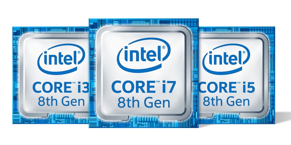 Intel's new 8th-gen Core processors will even make web browsing faster