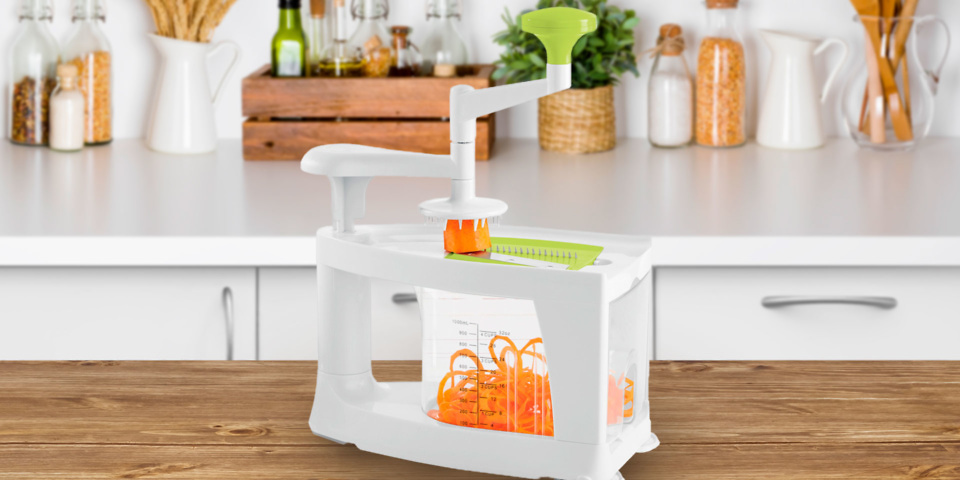 Lidl Launches Cheap 12 Spiralizer Which News