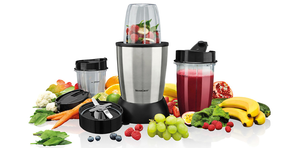 Lidl Silvercrest blender