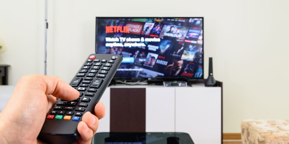 how to delete netflix account from samsung smart tv