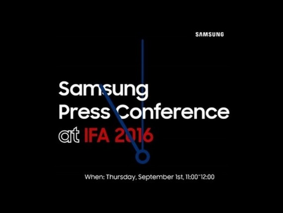 Livestream: Samsung takes the stage at IFA to bring us new smartwatches