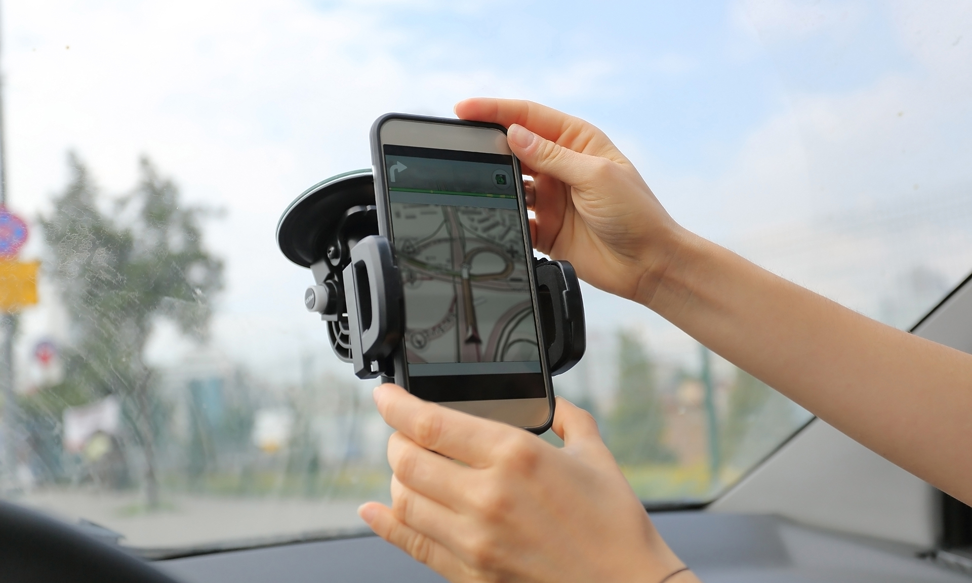 a152599a1110fb Tough punishments for using a sat nav app whilst driving – Which ...