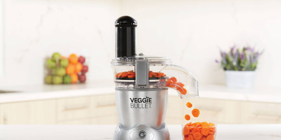 Veggie Bullet: is the Nutribullet food processor any good?