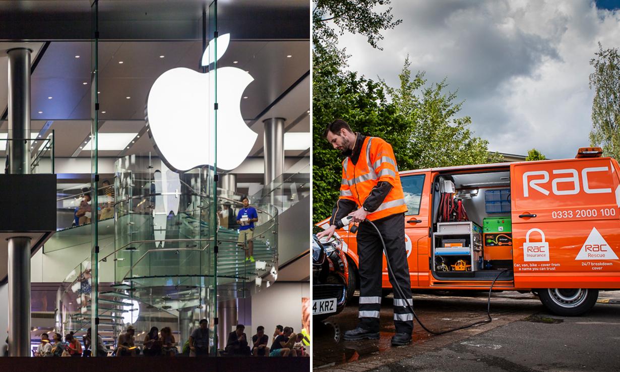 Apple and RAC