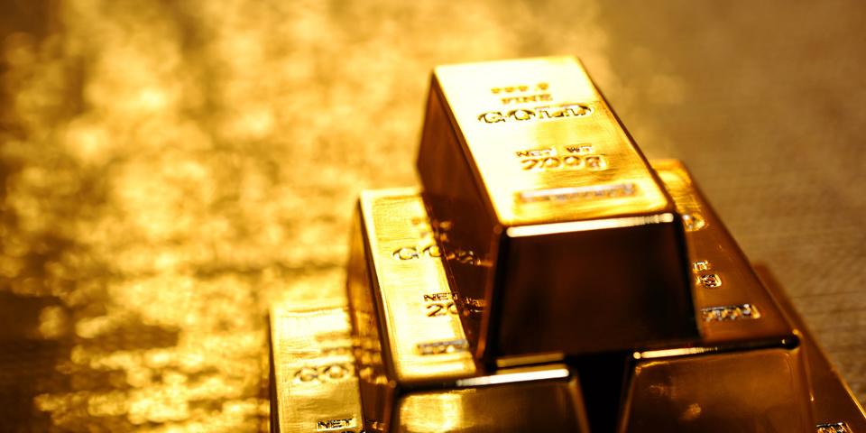Gold on the rise курс биткоина на сегодняшний день