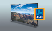 Aldi selling 49″ 4K TV for just £320