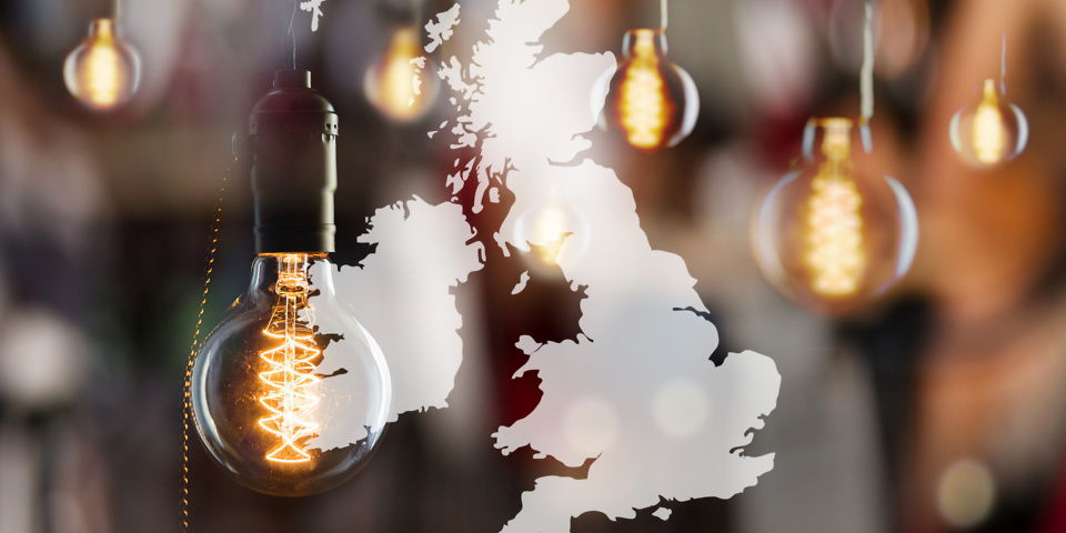Is your region the best at switching energy supplier?