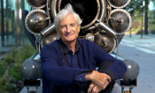 James Dyson electric car