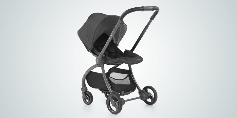 Babystyle Egg Quail compact pushchair stroller buggy