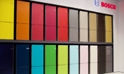Bosch fridge freezers with coloured doors you can change