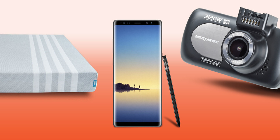 Top 10 most popular products on which.co.uk in August