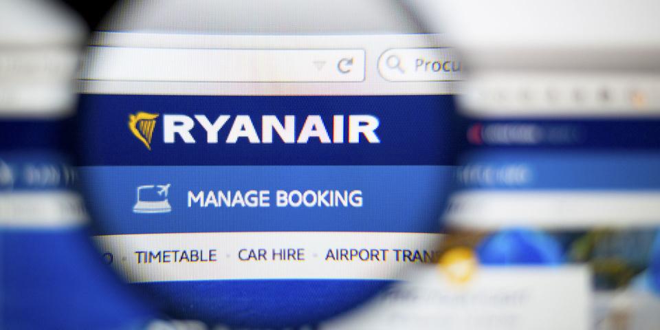 Ryanair coronavirus refund system failing passengers