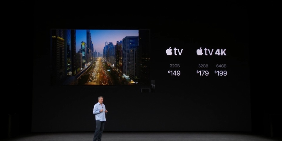 Apple TV 4K: major update brings HDR, Siri and more