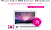 Wowcher MacBook Email Deal