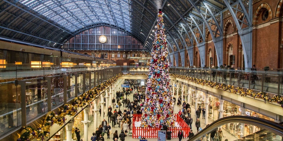 Cheapest Christmas fares: Buy your train tickets today