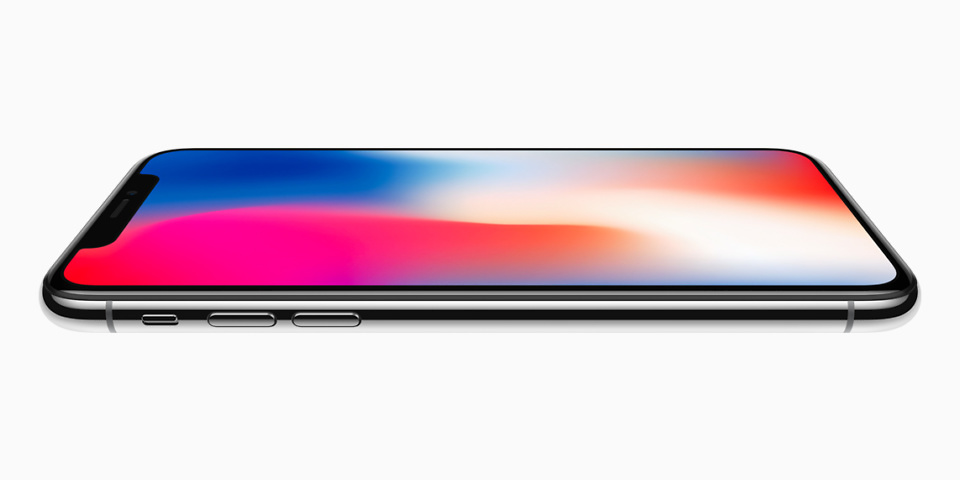 New Apple iPhone X has Face ID and an edge-to-edge display