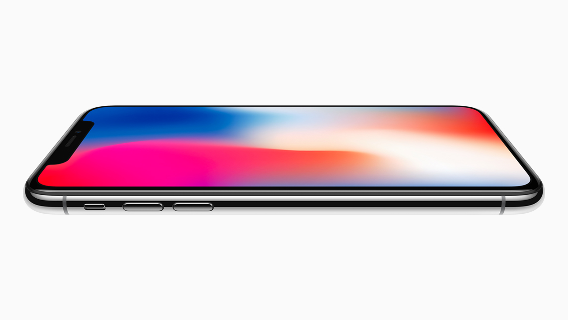 watch 898aa 95636 New Apple iPhone X has Face ID and an edge-to-edge display ...