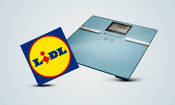 Sanitas Bluetooth diagnostic scale from Lidl