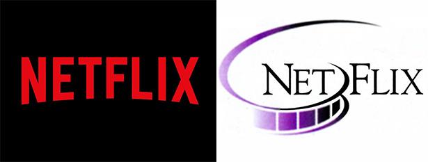 Netflix over the years