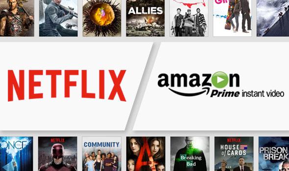 What Netflix Amazon