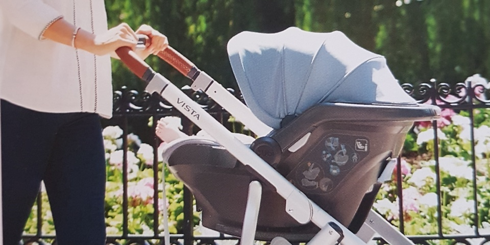 Premium Pushchair Brand Launches Travel System Compatible Baby Seat