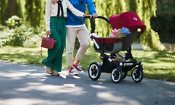 New Bugaboo Donkey2 pushchair is poised for adventure