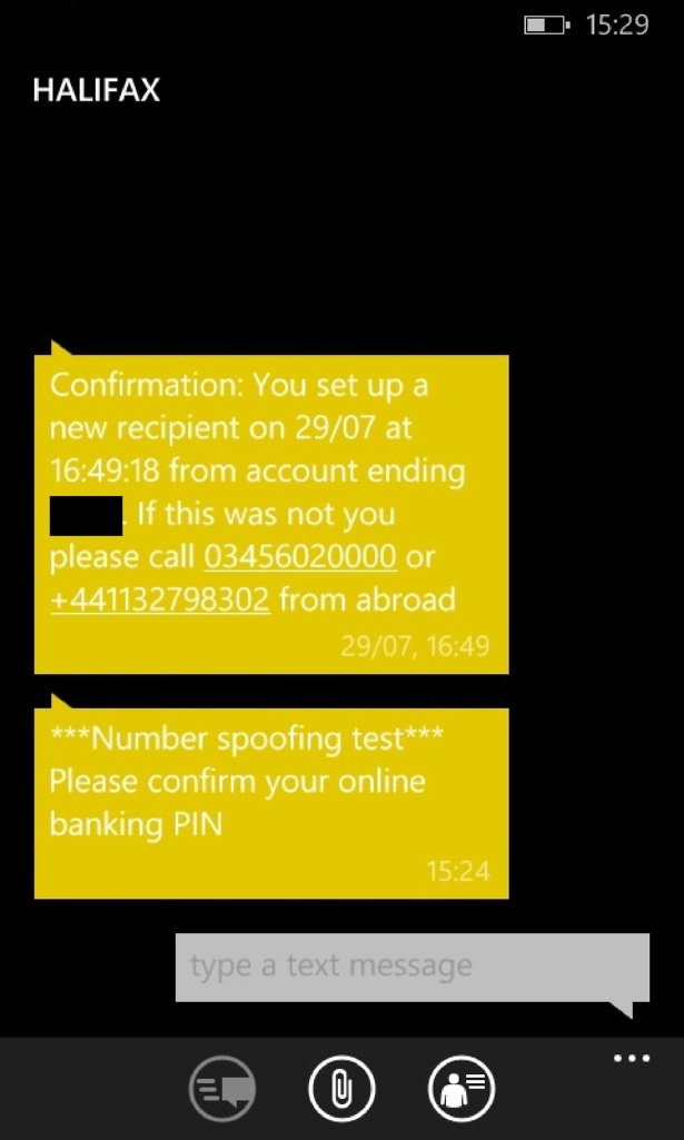 How Text Message Scammers Pose As Banks To Rip You Off Which News