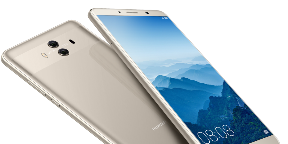 Huawei announces Mate 10 and Mate 10 Pro to rival latest iPhones