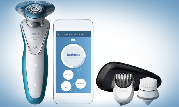 Philips Smart Shaver Series 7000