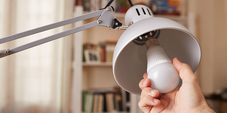 Could you save £232 on your energy bill by switching to LED bulbs?