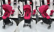 Cybex launches new Eezy S Twist stroller