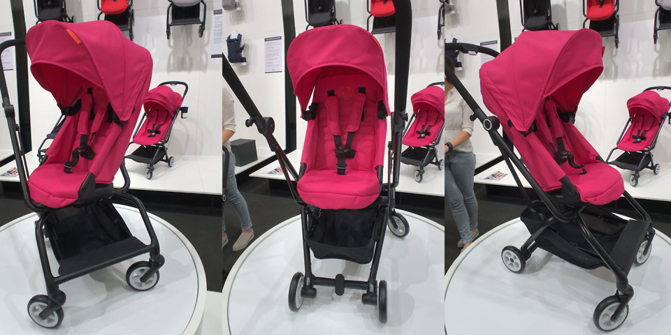 Cybex Launches New Eezy S Twist Stroller Which News