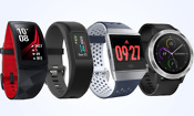 First Look reviews: activity trackers from Garmin, Samsung and Fitbit