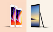 Apple iPhone 8 vs iPhone 8 Plus vs Samsung Galaxy Note 8: the showdown