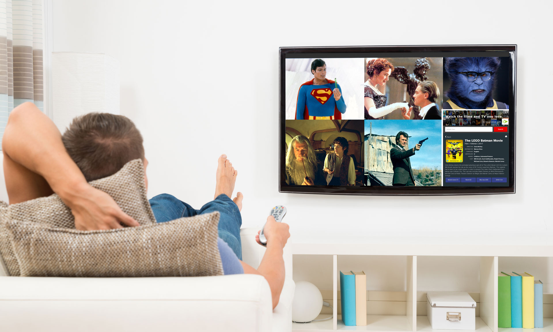 Image result for watch tv
