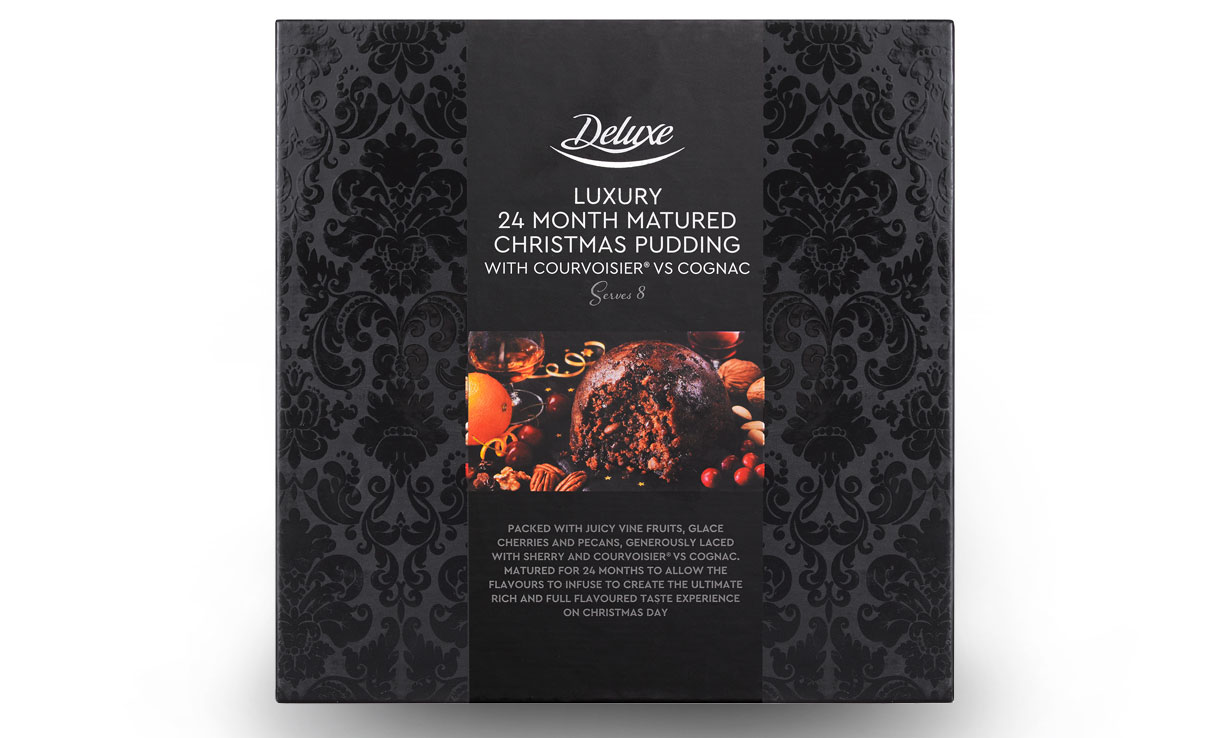 Which? Best Buy Christmas pudding