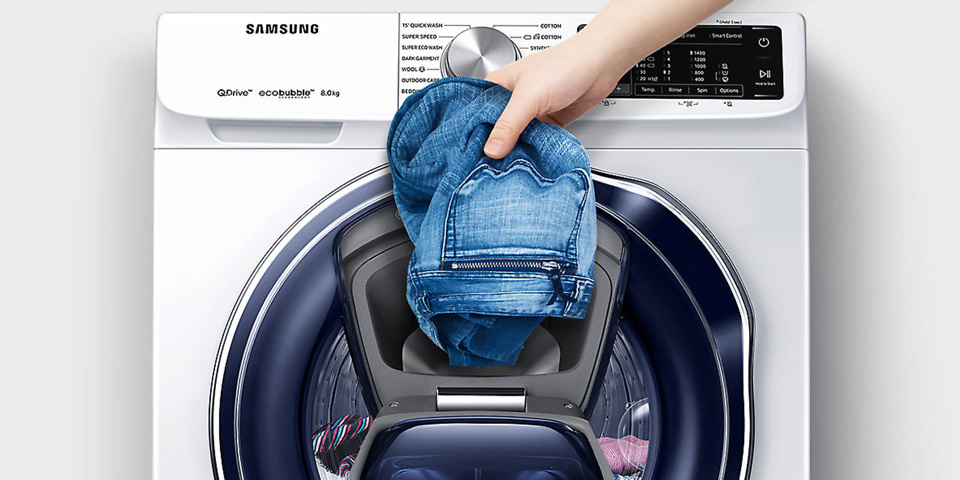 samsung quickdrive washing machine what s the fuss about which news. Black Bedroom Furniture Sets. Home Design Ideas
