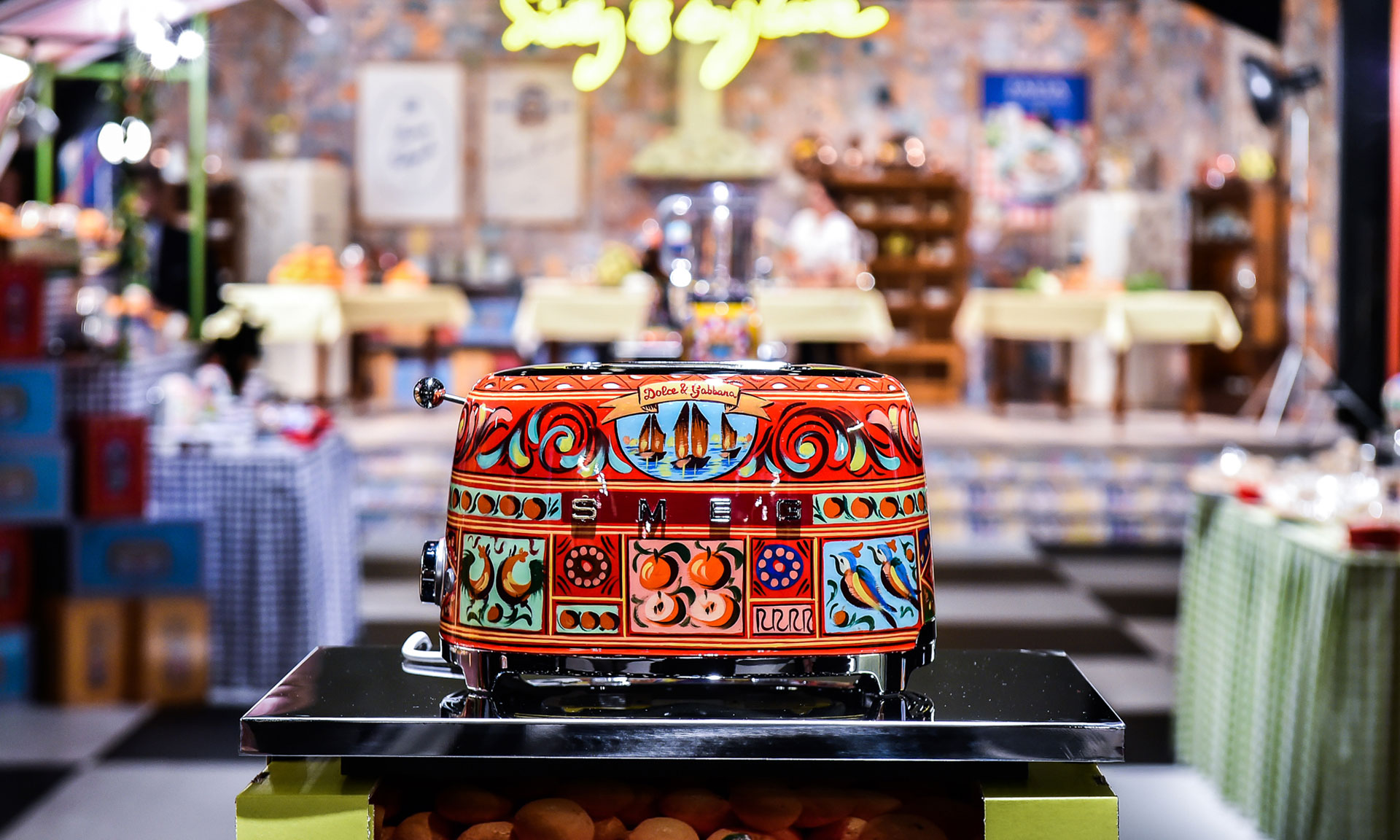 d5f5b033af6c Smeg launches Dolce   Gabbana kettles and toasters – Which  News