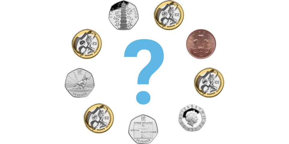 The rarest and most valuable coins and notes in circulation right now
