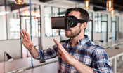 Virtual reality headset sales at all-time high