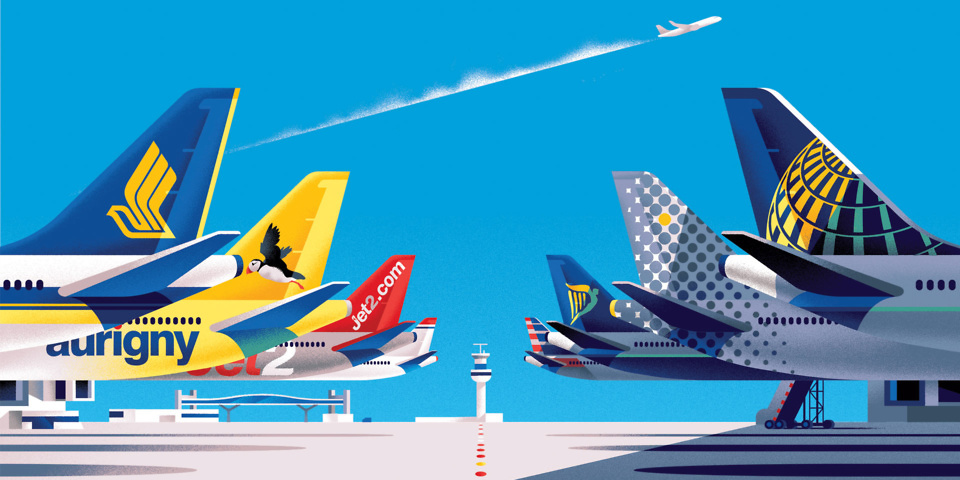 The best and worst airlines 2017 which news s annual airline survey provides bad news for some of britains biggest carriers fandeluxe Image collections