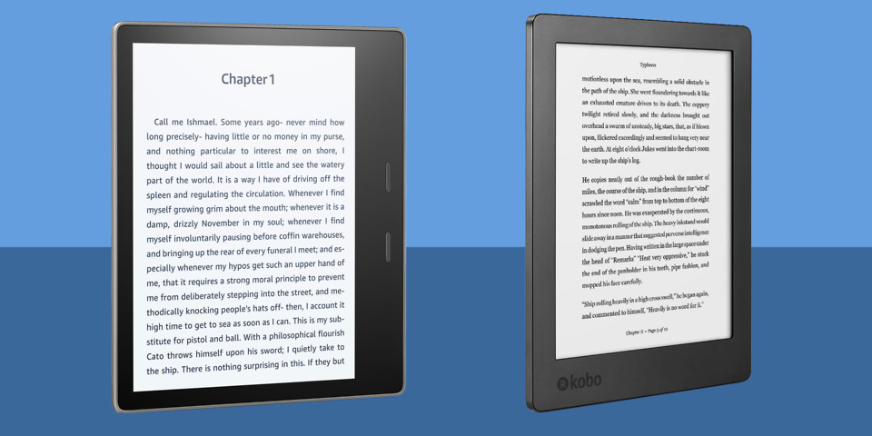 Which e-book is the best