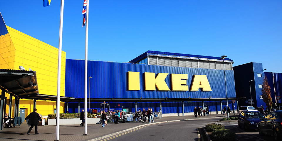 Furniture giant Ikea set to build affordable housing in the UK