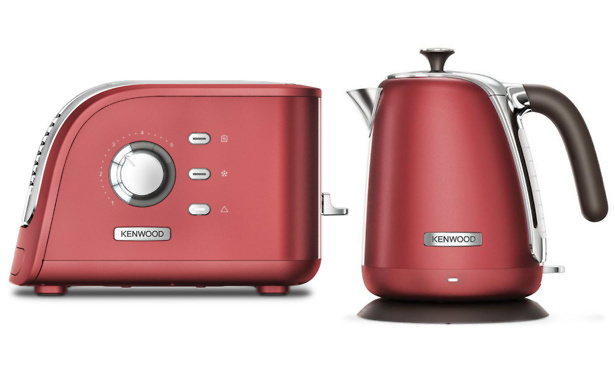 Kenwood Turbo kettle and toaster