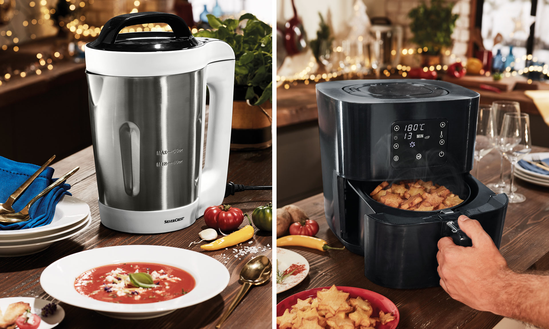 Lidl Launches Cheap Soup Maker And Air Fryer Which News Russell Hobbs Purifry Health