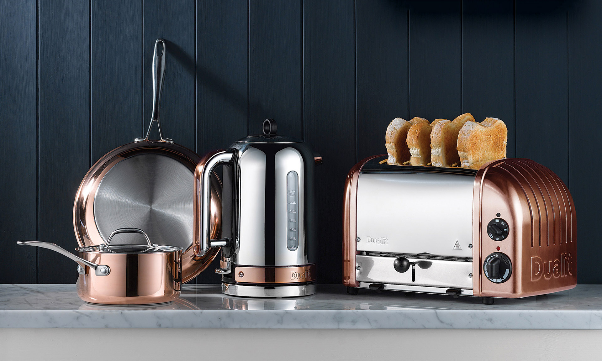 Classic Kettle & Toaster Set