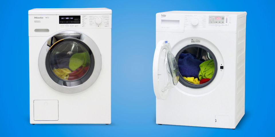 1400 vs 250 washing machines latest which tests reveal whether our latest test covered 10 new models but one miele and one beko model really stood out can such a large price difference ever be justified fandeluxe Image collections