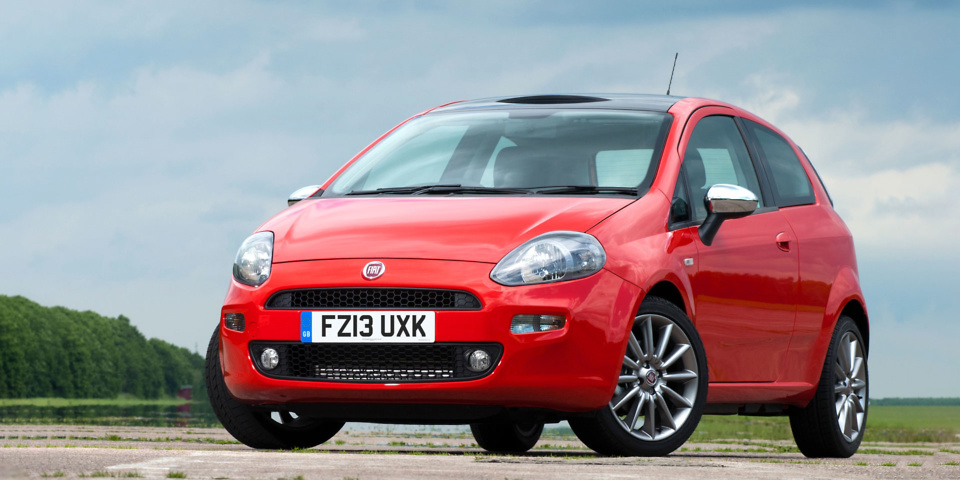 Fiat Punto is the first car to get zero stars from Euro NCAP safety tests