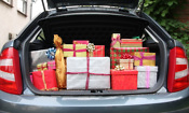 Does your car insurance cover Christmas presents?