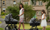 Silver cross doll pram pushchair